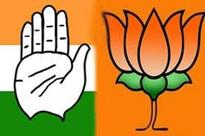 Cong, BJP play for high stakes in tomorrow's bypolls ?