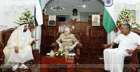 Pinarayi presents road map for Kerala-Sharjah co-operation