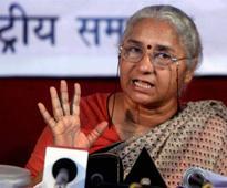 Medha Patkar ends fast over Narmada dam issue
