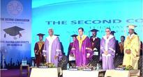 Xavier University Bhubaneswar, Celebrates Convocation At XIMB Campus