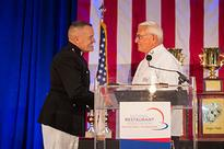NRAEF Celebrates Excellence in Armed Forces Foodservice