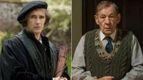 Bafta wins for Wolf Hall and Dresser