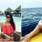 See Pictures: Anita Hassanandani sizzles in beachwear on her Maldives vacation
