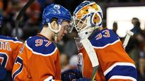 A mostly successful first season for Talbot, but uncertainty about the Oilers goaltending remains