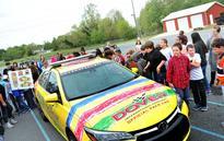 Simpson Elementary student wins NASCAR design contest