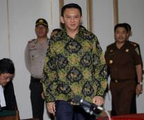 Indonesian prosecutors seek suspended jail term for Jakarta governor