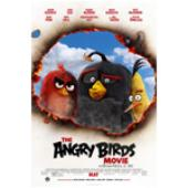 Angry Birds Feathers Nest with No. 1 Opening