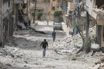 Appalment and Brutality in Syria