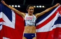 Athletics-Pavey racks up fifth Olympics with Rio selection