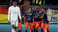 Ligue 1 Roundup: Montpellier stun PSG; Lyon keeper struck by firecracker, hospitalised