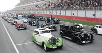 New Delhi Vintage car rally concludes at Buddh International Circuit