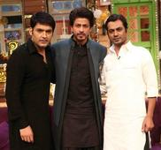 From Candid Chat to Shaking a Leg: Here's How Shahrukh Khan Promotes Raees on The Kapil Sharma Show