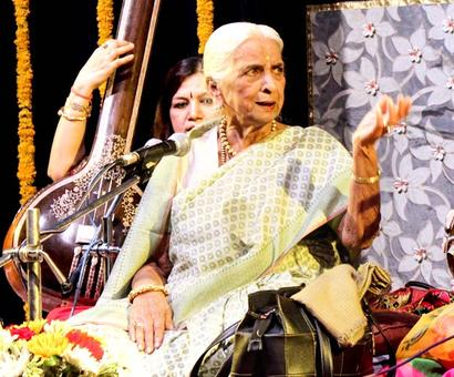 Remembering Girija Devi, the voice of Benares