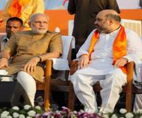 BJP appoints Modi's confidante Amit Shah as UP in-charge