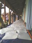 800 litres of local liquor seized