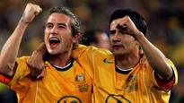 Soccer: Harry Kewell gives advice to Tim Cahill on 'tough but great' A-League