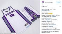 LOOK: Sacramento Kings reveal new uniforms