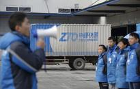 ZTO spurns huge China valuations for benefits of U.S. listing