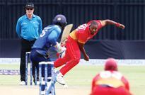 S Lanka thrash Zimbabwe by eight wickets in ODI