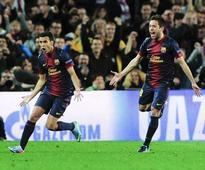 Barcelona, majestic Bayern into last four