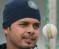 Follow the transcript: Sreesanth and the 20-20 arrangement