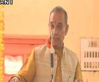 Mantras codified laws of motion before Newton: HRD Minister Satyapal