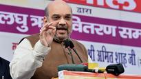 Ilu-Ilu going on between Congress and the Left: Amit Shah