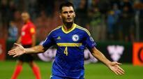 Former Bosnia captain Emir Spahic released by Hamburg SV