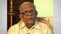 Veteran Socialist leader, ex-MP Viswambharan passes away