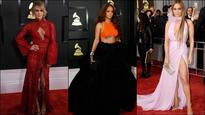 The best and worst of the red carpet looks at 59th Grammy Awards