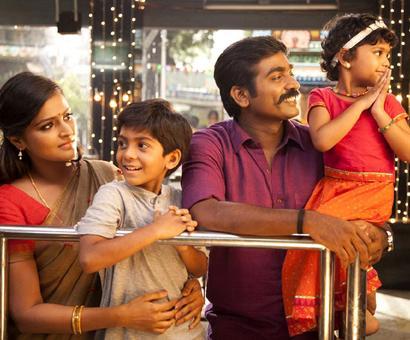 Meet the TOP FIVE Tamil actors