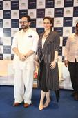 Sight to behold! To-be-parents Saif and Kareena look adorable as they get snapped at an event!