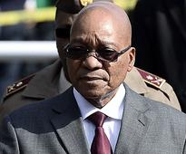 South Africa's Zuma says arms probe finds no evidence of corruption, fraud
