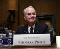Tom Price, Like Everyone, Is Totally Confused About Trump's Supposed Health Care Plan