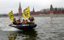 Father of Russian environmental movement Yablokov dies