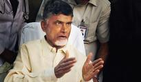 Naidu fumes over protests for Special Category Status