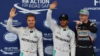 Austrian GP: Hamilton clinches pole, Force India's Hulkenberg to start second after Rosberg's massive grid penalty