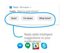Google Reply smart quick reply app now available for download, here's how it works