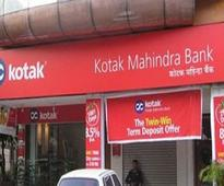Income tax officials raid Kotak Bank branch, bank denies fake accounts