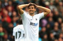 Swansea pair Fernando Llorente and Jefferson Montero doubtful for Arsenal clash