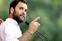 Rahul Gandhi holds meeting with senior Assam Congress members