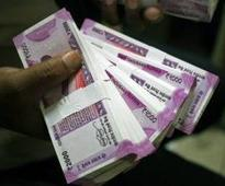 Was Indian economy fed less cash?