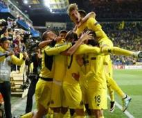 Europa League roundup: Late Villarreal strike sinks Liverpool, Sevilla draw at Shakhtar