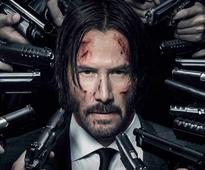New John Wick Chapter 2 Movie Trailer Starting Keanu Reeves Released (video)