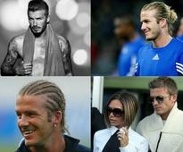 David Beckham the Style Icon