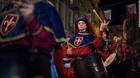 Italy's medieval horse race