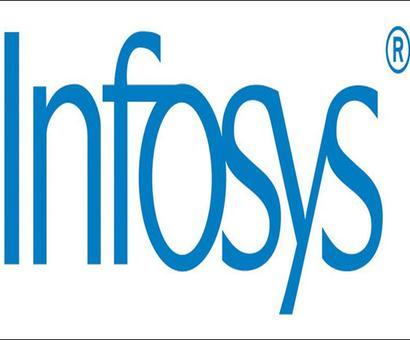 Infosys gains as quarterly profit beats