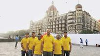 26/11 Tribute: 6 swimmers, 3 boats, the sea and a shot at Guinness glory