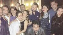 See pic: Salman, Kareena and Lulia party together