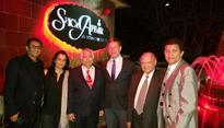 Rep. Eric Swalwell Announces U.S. Senate Candidacy at Indian American Event